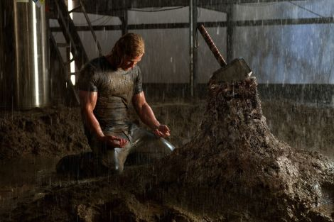 Thor, from Paramount Pictures and Marvel Entertainment © 2011 Marvel.