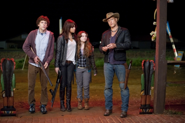 ZOMBIELAND Copyright Columbia Pictures