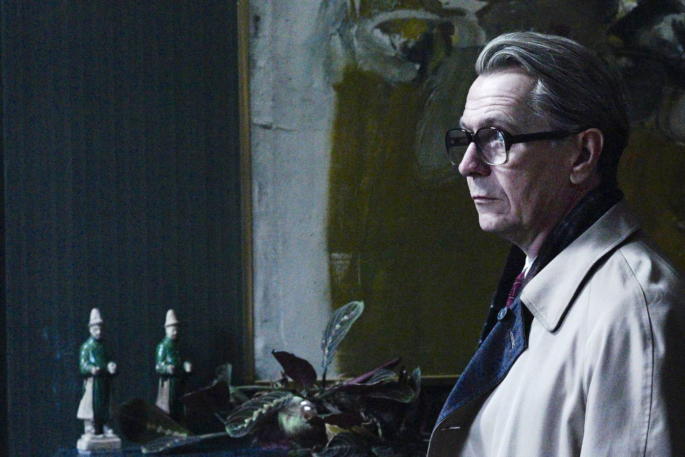 TINKER TAILOR SOLDIER SPY (2011) | Split Reel